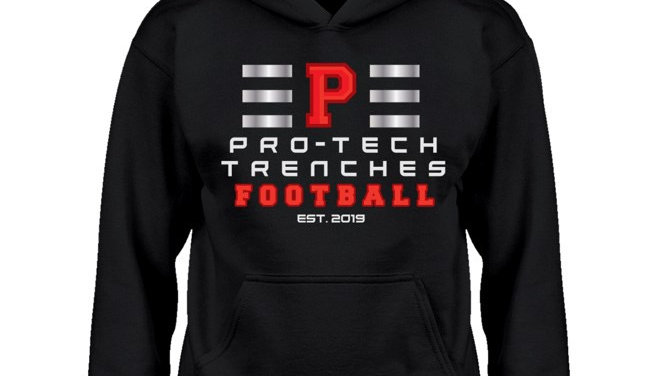 The Hoodie...       Pay by Venmo @Pro-Tech-Trenches