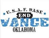 Vance AFB, Enid, Oklahoma