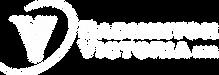 Badminton Victoria Logo - White - Horizo