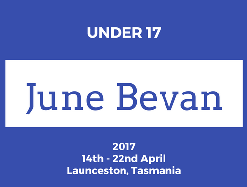 U17 Victorian Team Announced