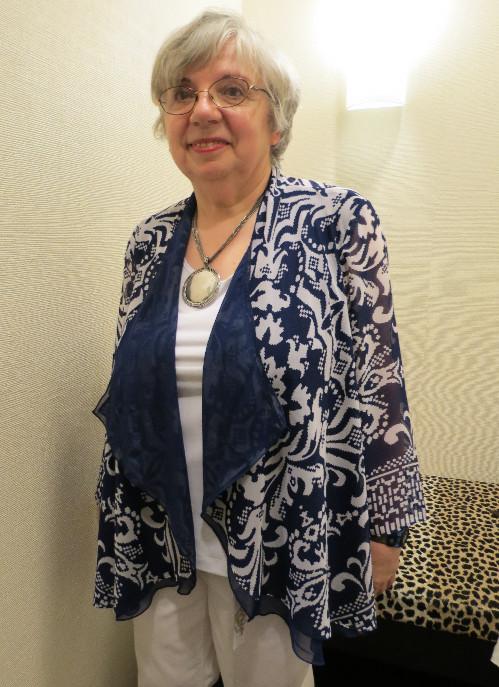 Metro Detroit Wardrobe Stylist Fashion Sensei Tanya Zager Chisholm