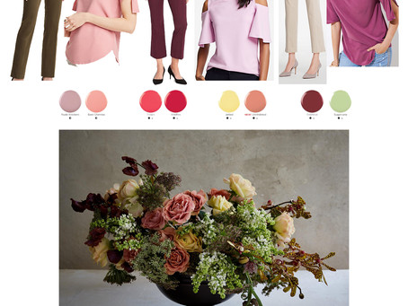 NATURAL COLOR COMBOS