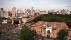 Pinacoteca e Estação da Luz