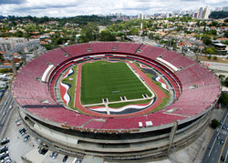Estádio do Morumbi - SP