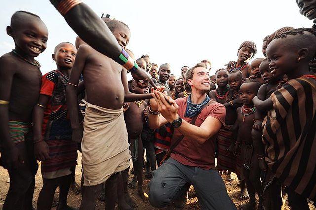 Magic for the Hamar people in Ethiopia