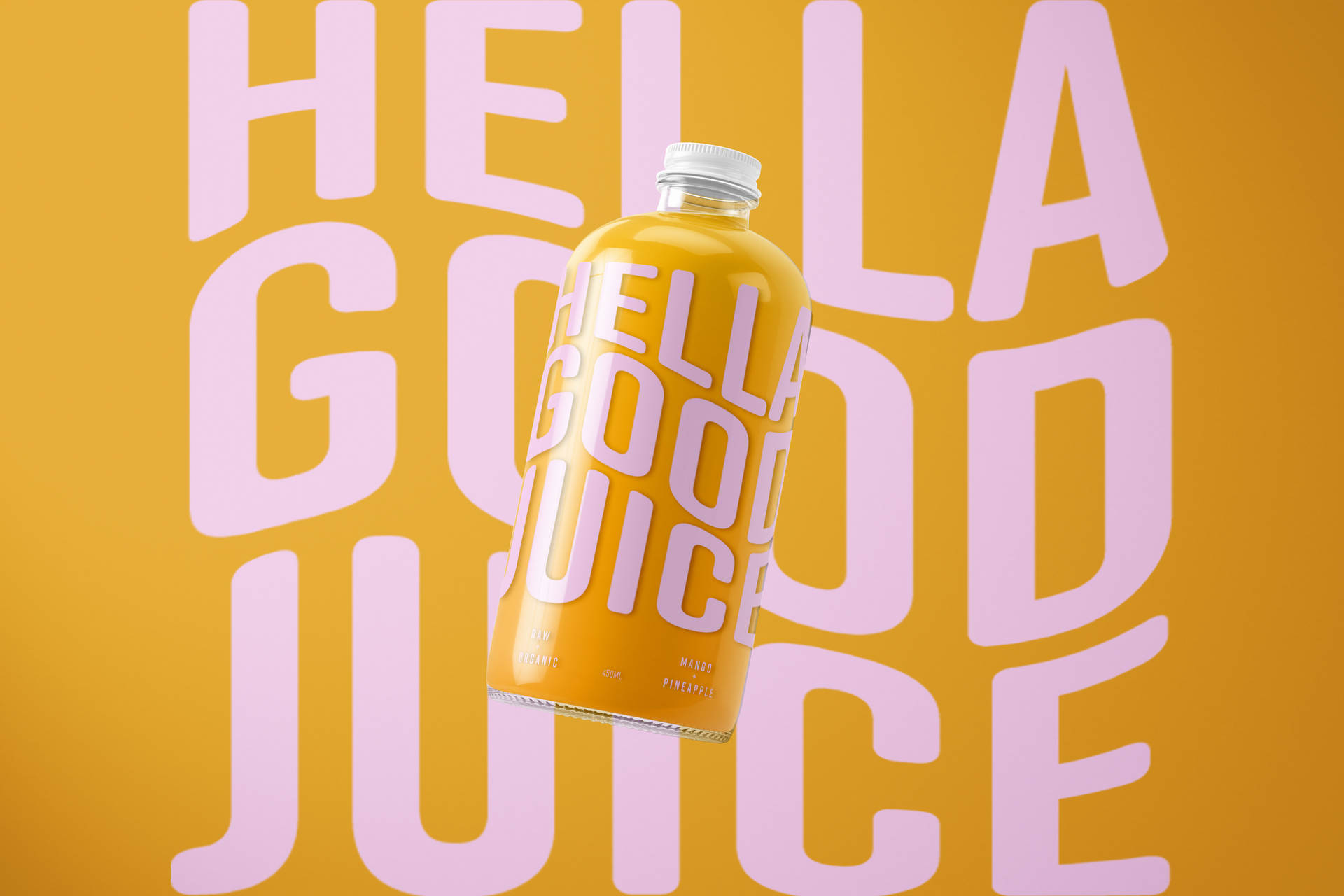 HELLA GOOD JUICE