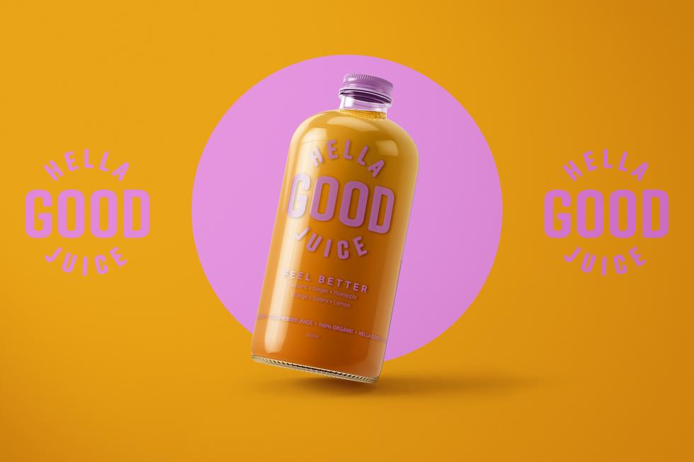 Hella Good Juice