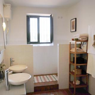 Baño dormitorios 3 y 4