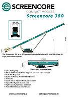 Screencore 380 EU RoW spec sheet 2021.jp