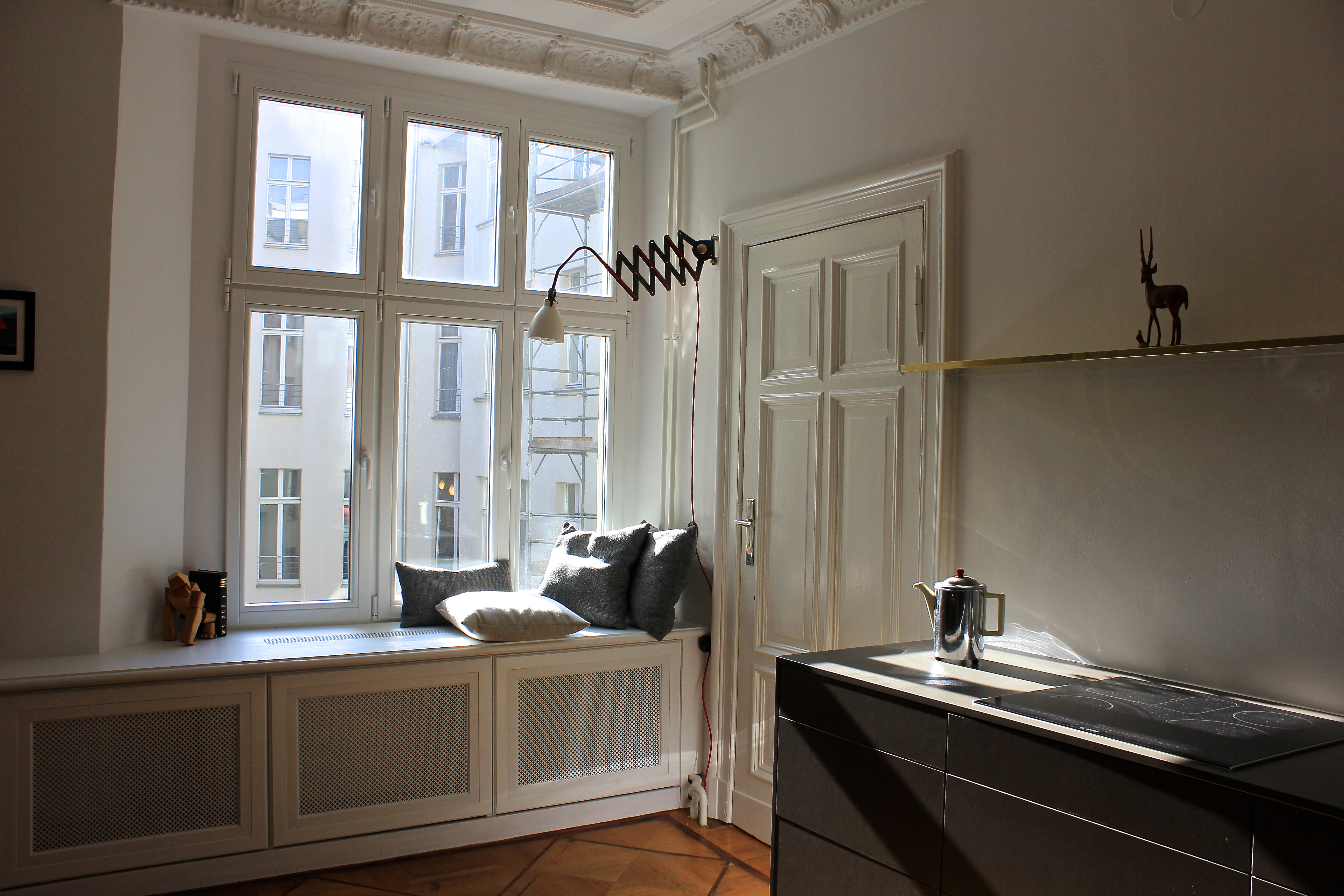 Appartement Berlin Mitte