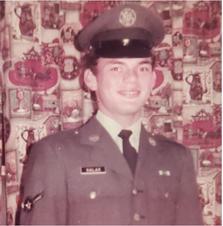 Gary Salas, U.S Army (father), Sherry Co