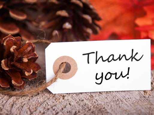 Grateful for you – a Thanksgiving message