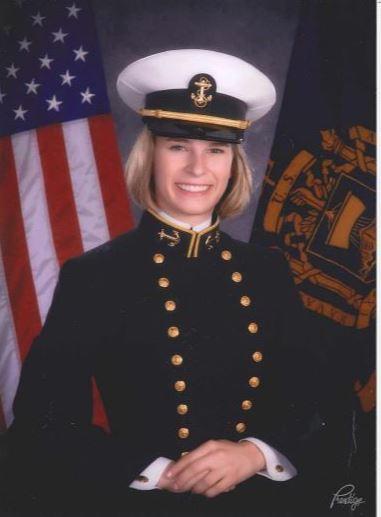 Maya Matias, U.S. Navy (daughter), Laure