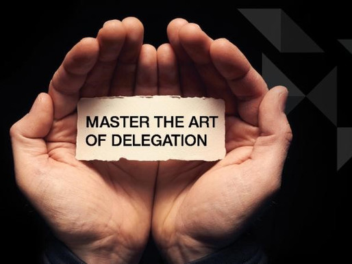 Master the Art of Delegation Webinar