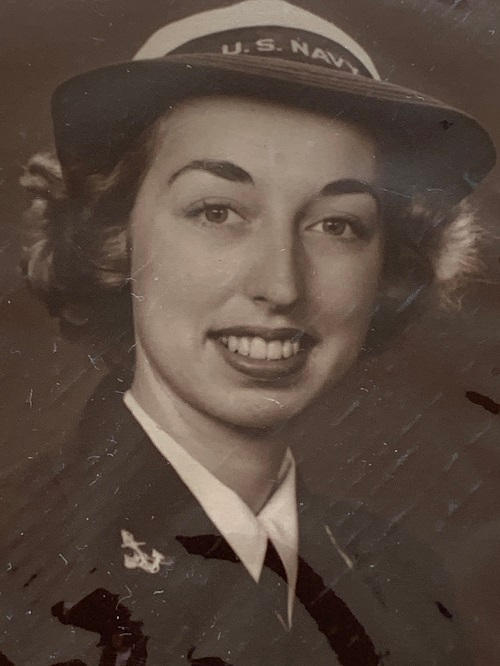 Alice Lassen U.S. Navy (mother)  Tina Ra