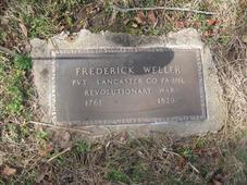 Frederick Weller U.S. Navy (great grandf