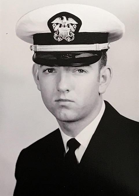 John Henry Kuhlman IV U.S. Navy (father)