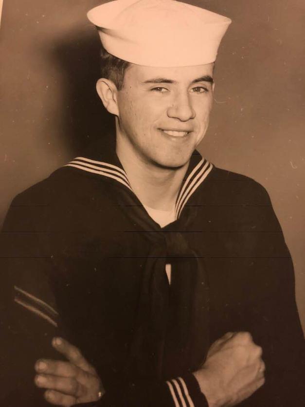 Maurice L. Cope U.S. Navy (father), Nanc
