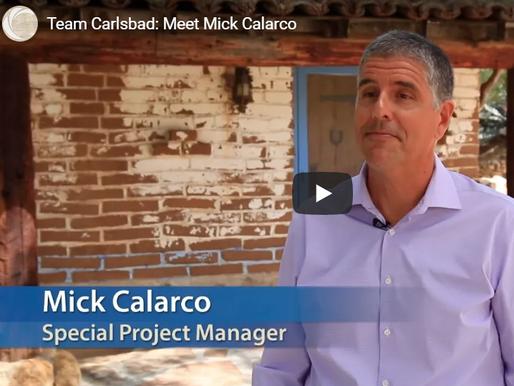 Team Carlsbad: Mick Calarco