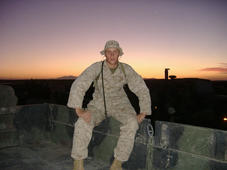 Kyle Ricciarelli U.S. Marine Corps, Fina