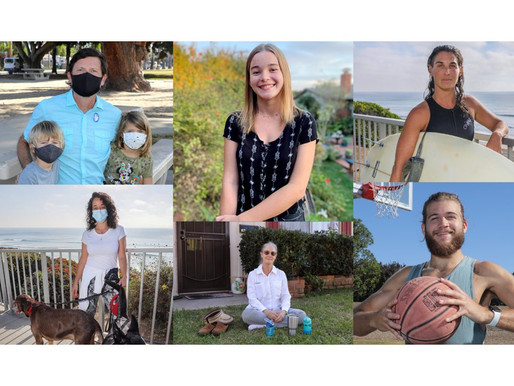 COVID updates, making wellness a priority and finding community connections
