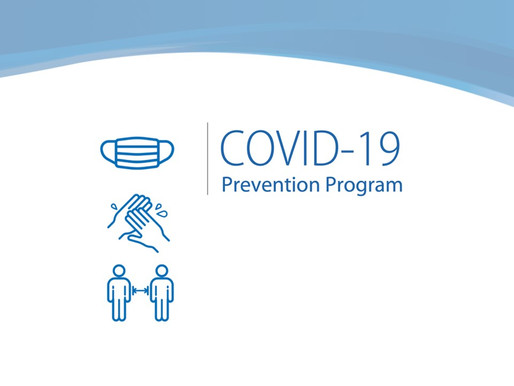 Review COVID-19 Prevention Plan