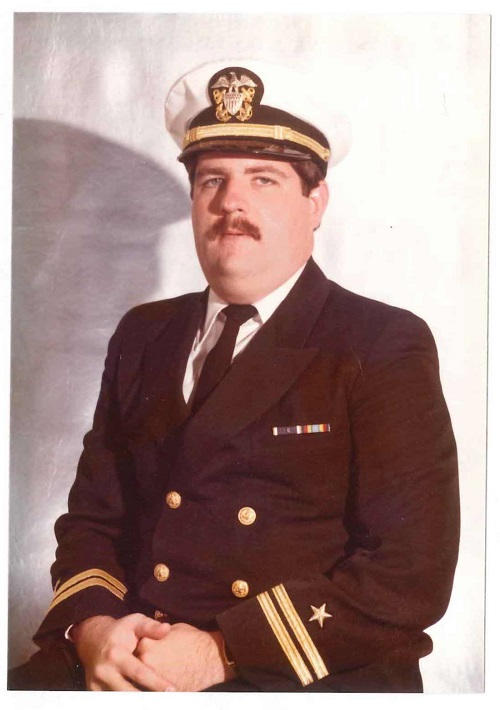 Jeff Robbins U.S. Navy (father), Terese
