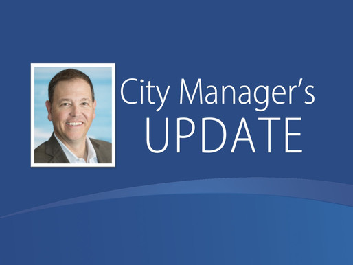 City Manager's Update 3/6/2020