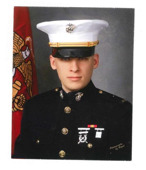 Brett Grady U.S. Marine Corps (nephew),