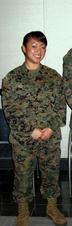 Esther Lan U.S. Marine Corps, Finance.jp