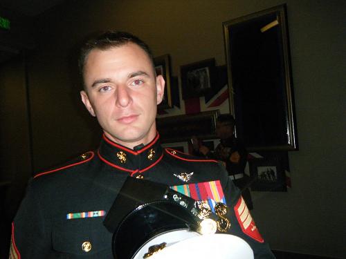 Jason Rosado, U.S.  Marine Corps Finance