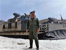 Mark A. Cass, U.S. Navy (stepfather), Je