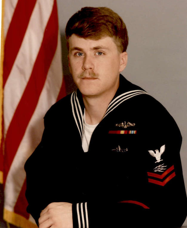 Doug Kappel U.S. Navy, Information and T