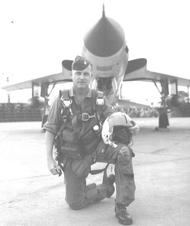 Col. Art Mearns U.S. Airforce (MIA-KIA)