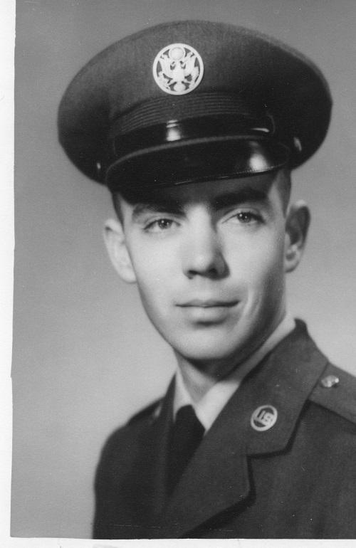 Fredric Bacon U.S. Airforce (father), Je