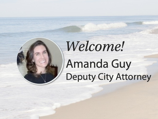 Welcome Amanda!