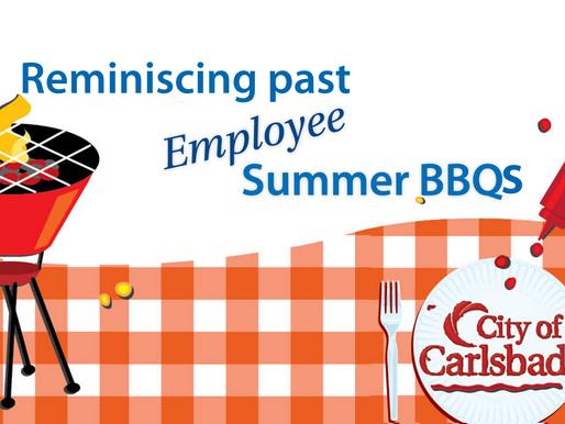 Reminiscing – past employee BBQs