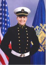 Julia Matias, U.S. Navy (daughter), Laur