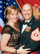 James Bowen U.S. Marine Corps (husband),