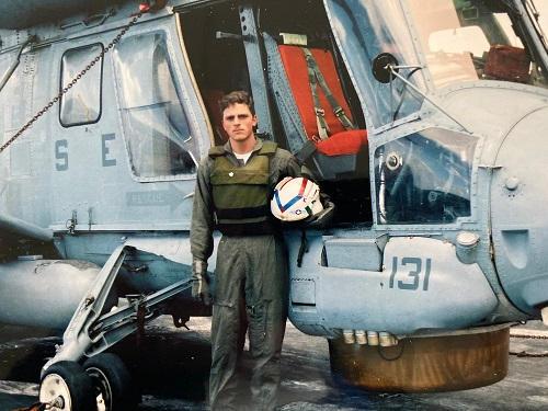 Joe Jesser U.S. Navy (father), Jennifer