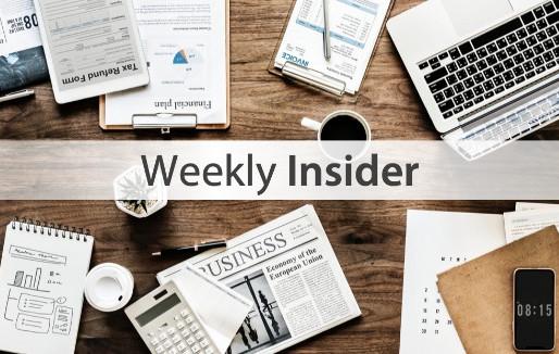 Weekly Insider 11/15/2018