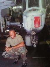 Jonathon Boyce U.S. Marine Corps, Police