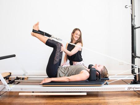 Pilates for Mamas