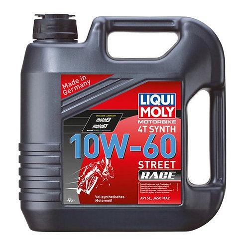10W-60 Liqui Moly Race 4Lt.