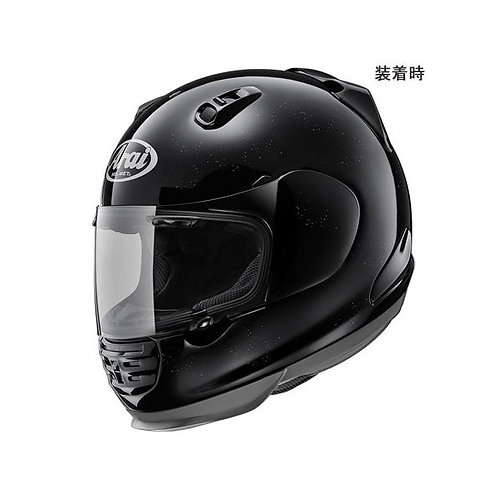 Arai Rapide-IR Glass Black