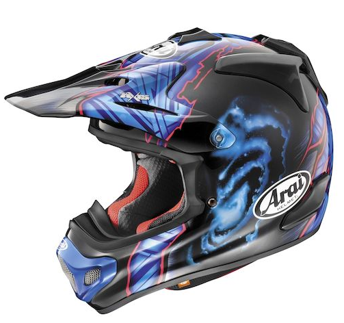 Arai V-Cross 4 Barcia Black