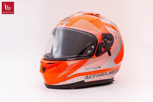 MT Blade SV Reflexion Gloss Fluor Orange-Reflective Grey