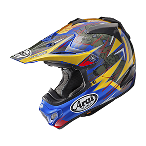 Arai MX-V TICKLE BLUE