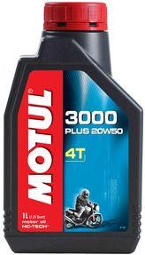20W50 3000 PLUS 4T