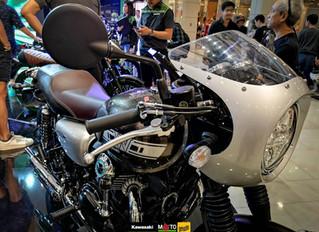 พาชม W800 CAFE / W800 Street เปิดตัวในงาน Bangkok Motorbike Festival 2019  ราคา / ตารางผ่อน